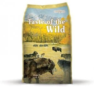 Taste of the Wild Dry Dog High Prairie