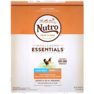 Nutro Wholesome Essentials Large Breed Puppy