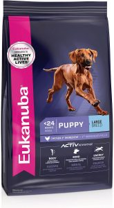 Eukanuba Large Breed Puppy Dry Dog Food